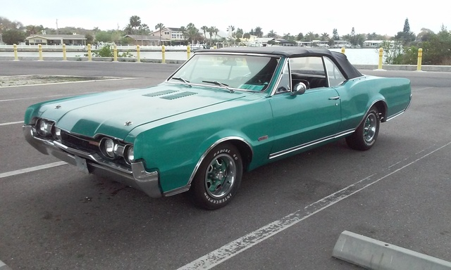 Picture of 1967 Oldsmobile 442
