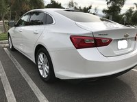 Picture of 2016 Chevrolet Malibu Hybrid Base, exterior, gallery_worthy