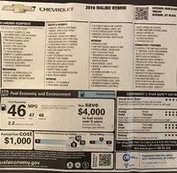 Picture of 2016 Chevrolet Malibu Hybrid Base, gallery_worthy