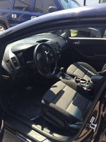 Picture of 2015 Kia Forte EX, interior