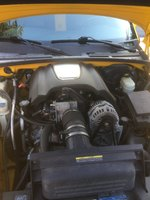 Picture of 2004 Chevrolet SSR 2 Dr LS Convertible Standard Cab SB, engine