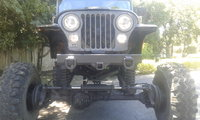 1975 Jeep CJ-5 Overview