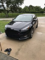 Picture of 2017 Ford Focus ST, exterior