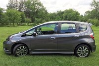 Picture of 2013 Honda Fit Sport w/ Nav, exterior, gallery_worthy