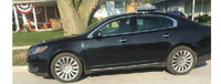 Picture of 2013 Lincoln MKS AWD, exterior