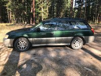 Picture of 2001 Subaru Outback Base Wagon, exterior