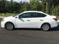 Picture of 2016 Nissan Sentra SV, exterior