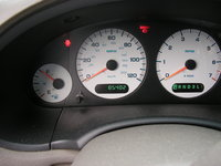 Picture of 2001 Chrysler Voyager 4 Dr STD Passenger Van, interior, gallery_worthy