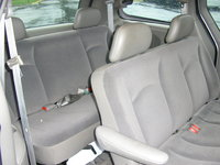 Picture of 2001 Chrysler Voyager 4 Dr STD Passenger Van, interior, gallery_worthy