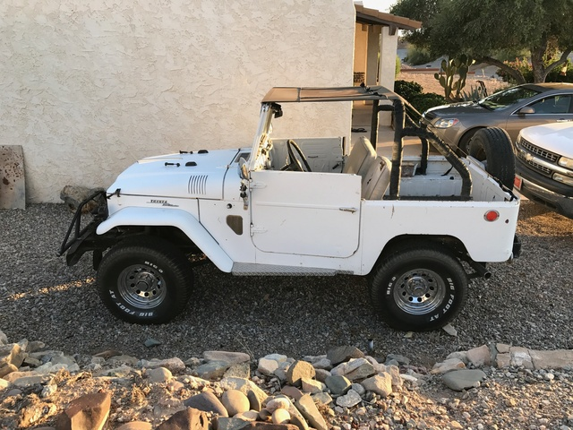 Picture of 1966 Toyota Land Cruiser