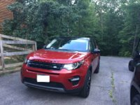 Picture of 2017 Land Rover Discovery Sport HSE, exterior, gallery_worthy