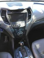 Picture of 2015 Hyundai Santa Fe Limited with Saddle Leather AWD, interior