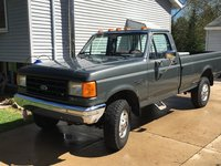 Picture of 1987 Ford F-250 XL Standard Cab 4WD LB, exterior, gallery_worthy