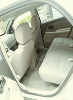Picture of 2009 Chevrolet Equinox LS, interior, gallery_worthy