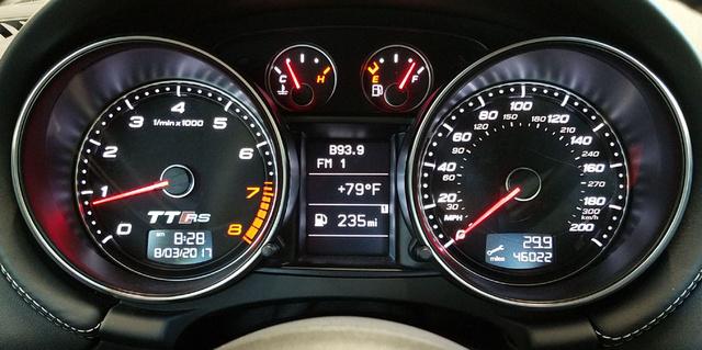 Picture of 2012 Audi TT RS 2.5 Quattro, interior, gallery_worthy