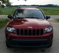 Picture of 2012 Jeep Compass Latitude, exterior, gallery_worthy