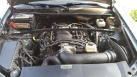 Picture of 2005 Cadillac CTS-V 4 Dr STD Sedan, engine, gallery_worthy