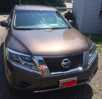Picture of 2015 Nissan Pathfinder S 4WD, exterior