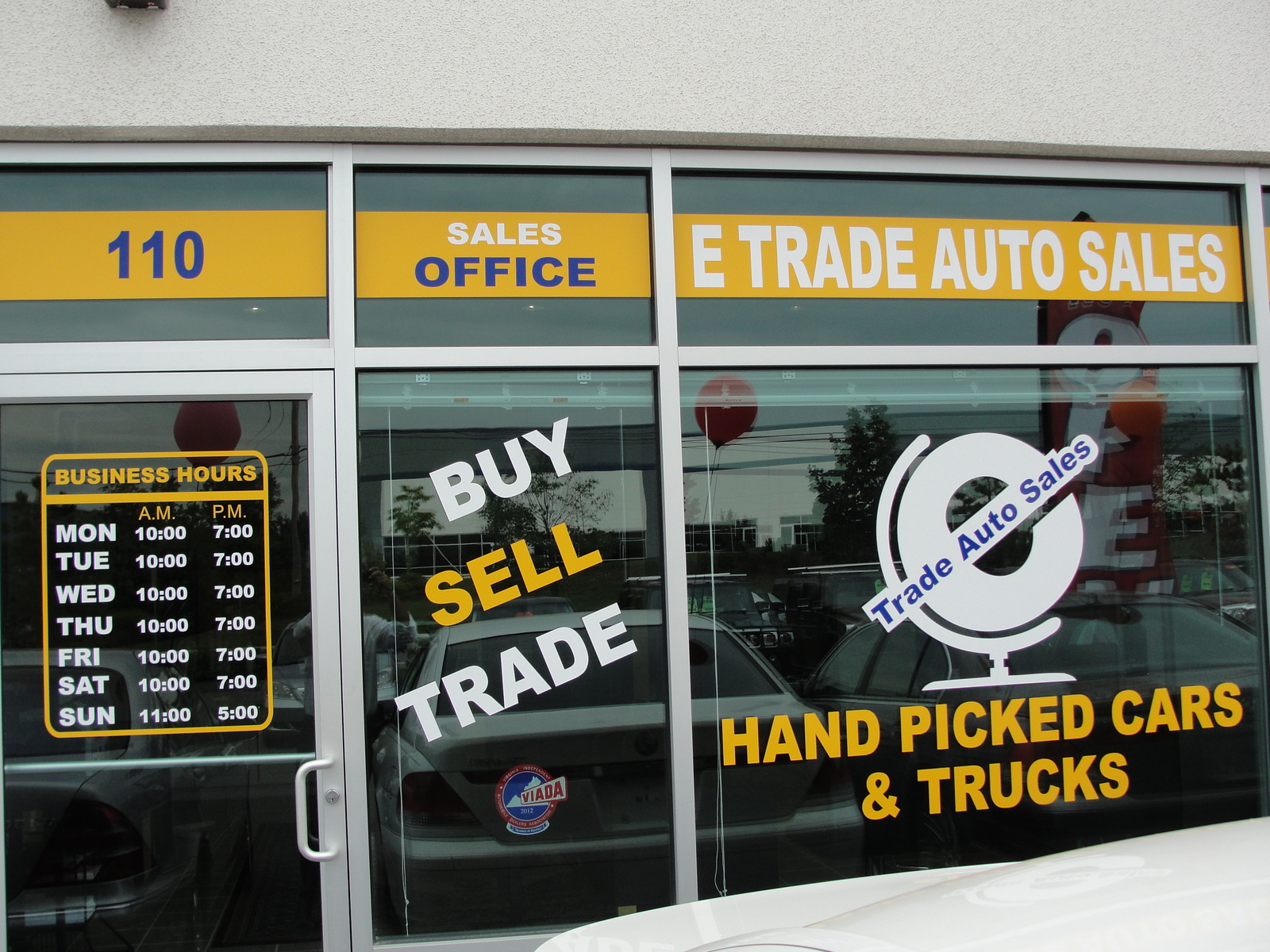E Trade Auto Sales Chantilly Va Read Consumer Reviews