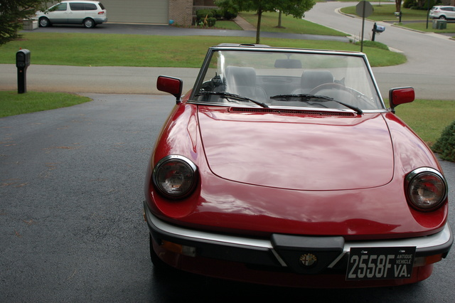 Picture of 1989 Alfa Romeo Spider
