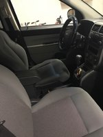 Picture of 2007 Jeep Compass Limited, interior
