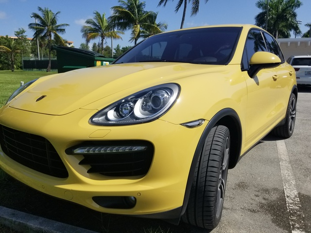 Picture of 2012 Porsche Cayenne Turbo AWD