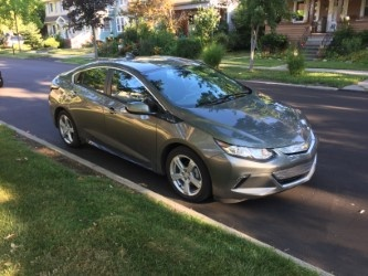 Picture of 2017 Chevrolet Volt LT