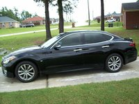 Picture of 2016 INFINITI Q70 3.7 RWD, exterior, gallery_worthy