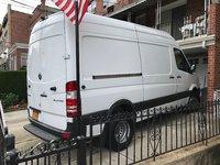 Picture of 2014 Mercedes-Benz Sprinter Cargo 3500 144 WB DRW Cargo Van, exterior, gallery_worthy