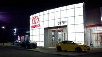Steet Toyota of Johnstown logo