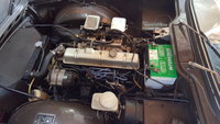 Picture of 1971 Triumph TR6, engine, gallery_worthy