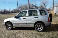 Picture of 2001 Chevrolet Tracker Base 4WD, exterior, gallery_worthy