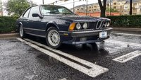 1988 BMW M6 Overview