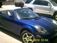 Picture of 2002 Toyota MR2 Spyder 2 Dr STD Convertible, exterior