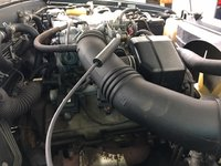 Picture of 1996 Toyota T100 2 Dr SR5 4WD Extended Cab SB, engine