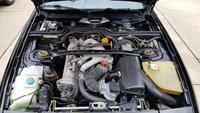 Picture of 1988 Porsche 924 S, engine