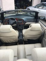 Picture of 1997 Saab 900 2 Dr SE Turbo Convertible, interior, gallery_worthy
