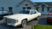 Picture of 1992 Cadillac Brougham Base Sedan, exterior, gallery_worthy