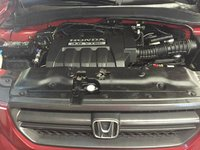 Picture of 2005 Honda Pilot LX AWD, engine, gallery_worthy