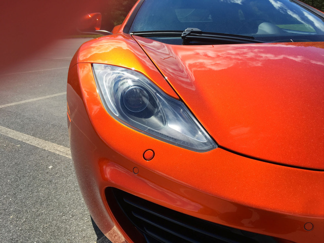 Picture of 2012 McLaren MP4-12C Base