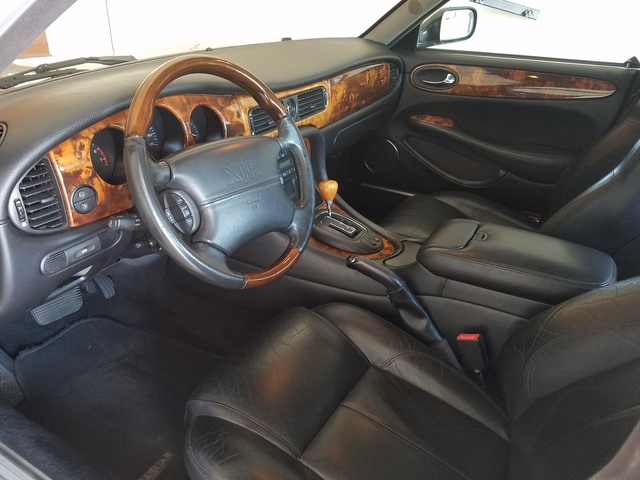 Charming Picture Of 2003 Jaguar XJR 4 Dr Supercharged Sedan, Interior, Gallery_worthy