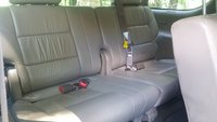 Picture of 2002 Toyota Sequoia SR5 4WD, interior