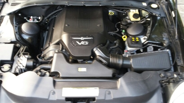 Picture of 2005 Ford Thunderbird 50th Anniversary Edition, engine, gallery_worthy