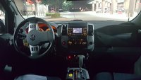 Picture of 2014 Nissan Frontier SV Crew Cab, interior