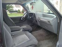 Picture of 1994 Ford Ranger XLT Standard Cab 4WD SB, interior, gallery_worthy