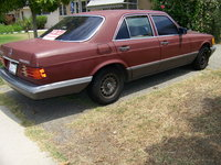Picture of 1984 Mercedes-Benz 300-Class 300SD Turbodiesel Sedan, exterior
