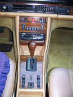 Picture of 1984 Mercedes-Benz 300-Class 300SD Turbodiesel Sedan, interior