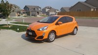 Picture of 2017 Toyota Prius c Four, exterior, gallery_worthy
