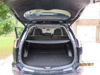 Picture of 2017 Toyota RAV4 Hybrid Limited AWD, interior