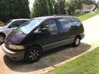 Picture of 1997 Toyota Previa 3 Dr DX Supercharged Passenger Van, exterior, gallery_worthy